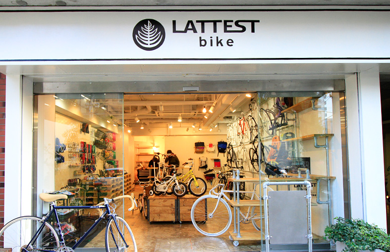 LATEST bike目黒店